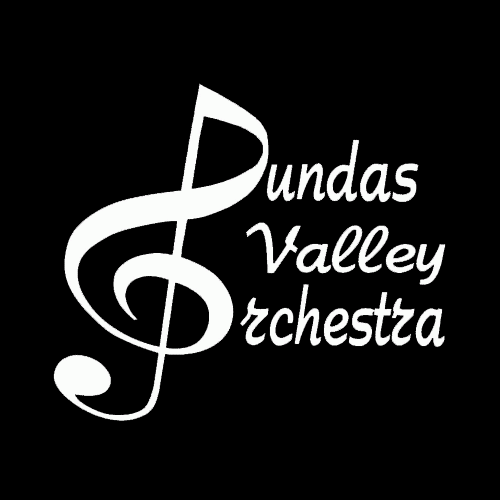 Logo of the Dundas Valley Orchestra